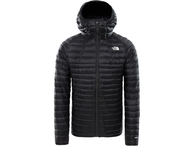 The North Face Impendor Dons Capuchon Jas Heren, tnf black